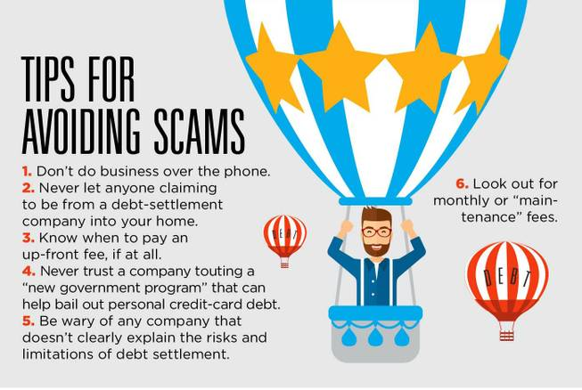 Ask an Attorney: How to settle debt without being scammed