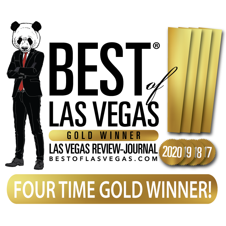 Best of Las Vegas Four Time Gold Winner Law Firm Attorneys