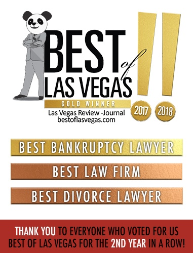 Panda Law Firm Best of Las Vegas 2019