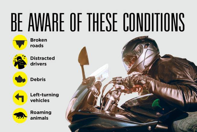 Ask an Attorney: Road hazards for motorcyclists to watch out for